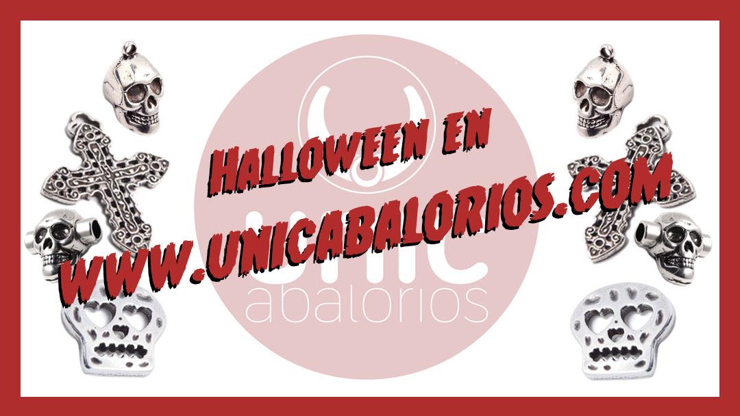 Halloween en Unic Abalorios